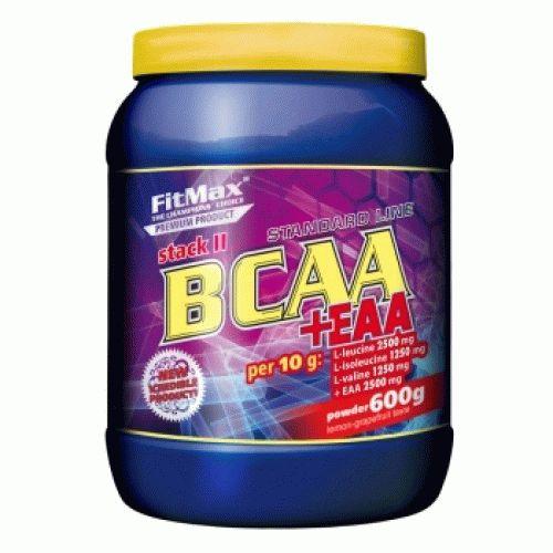 FITMAX BCAA STACK II + EAA POWDER