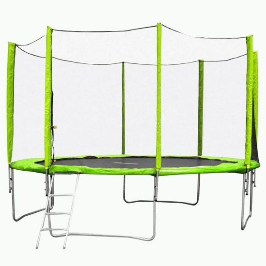 batutas-insportline-froggy-pro-366-cm-su-apsauginiu-tinklu